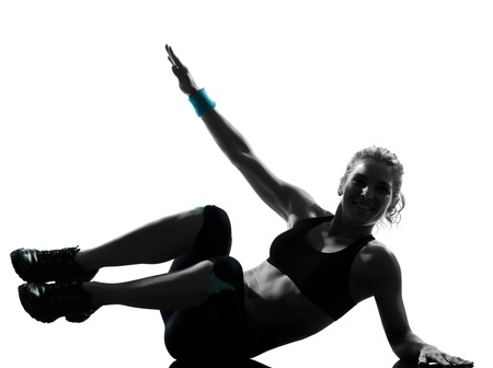Move of the Month – Side Oblique Crunch