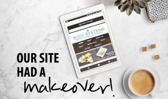 Announcing our NEW Site