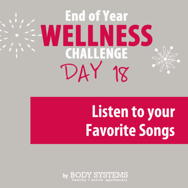 Load up those old favorite songs you haven't listened to for a long time