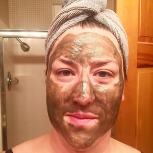 Read about Pam's experience using our Facial Mud and why she recommends it.