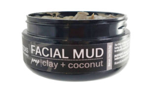 Our Facial Mud Cleanser is a multi-tasking superstar. Cleans, Exfoliates and Mask.